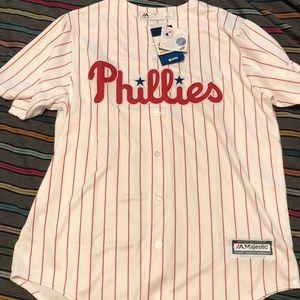 Philadelphia Phillies Bryce Harper Majestic Jersey
